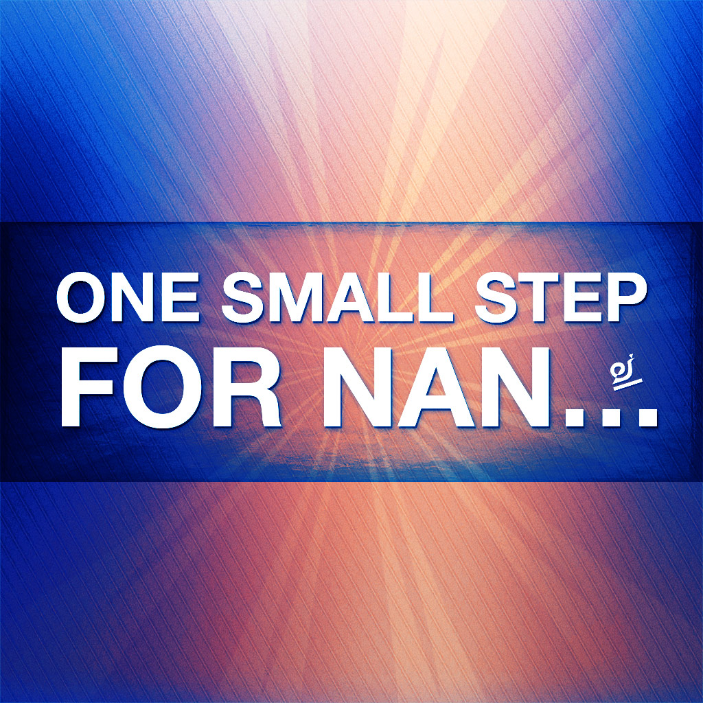 One small step for Nan.